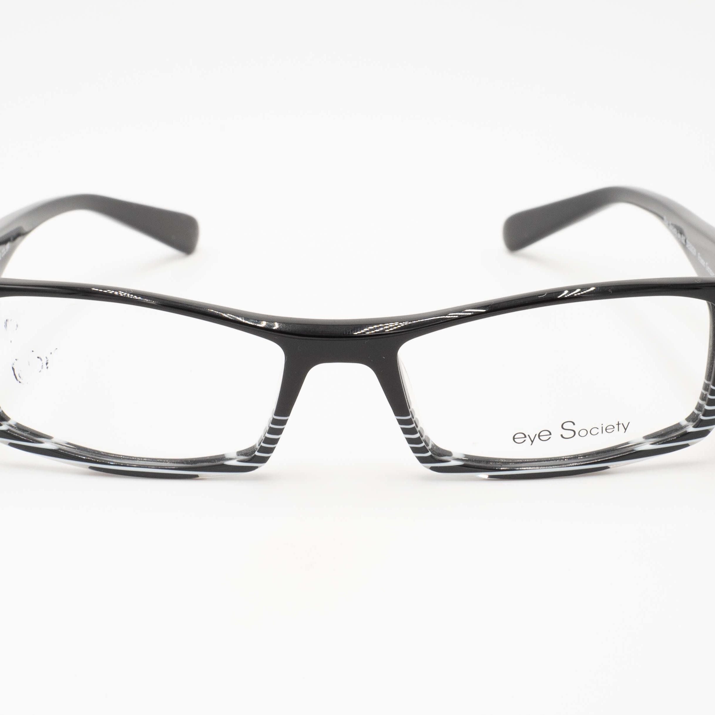 Eye Society - Brille (schwarz)