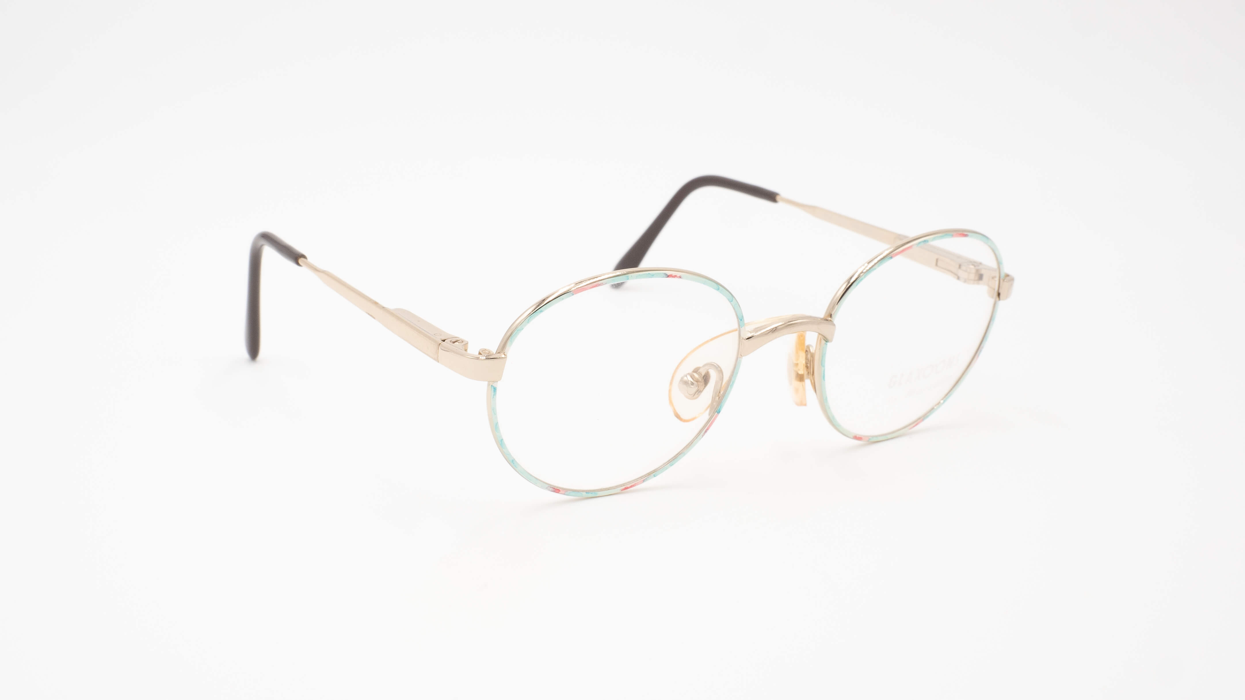 Marcolin - Brille Glaxo-Ons (gold)